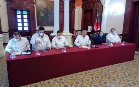 Presentan cambios en el gabinete del Gobierno de Tabasco