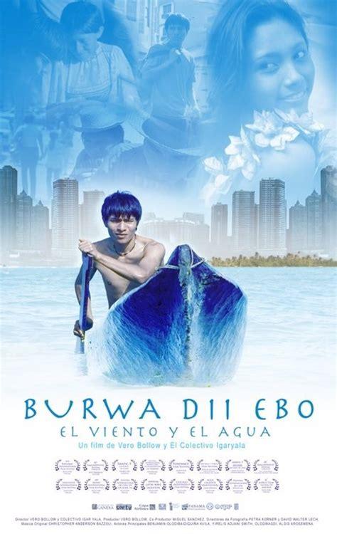 Presentan la película  El viento y el agua