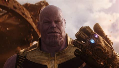 Presentan la primera imagen oficial de Thanos en Avengers ...