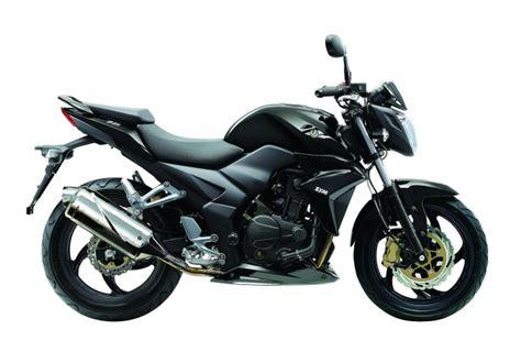 Présentation de la moto Sym Wolf 250