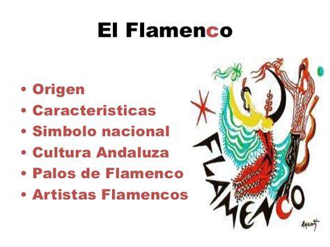 Presentation del flamenco