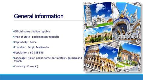 Presentazione italia