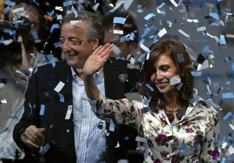 Presidencia Néstor Kirchner: Salarios | Cristina Fernandez ...
