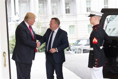 President Donald J. Trump meets with Danish Prime Minister ...