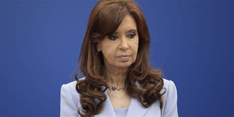 President Fernandez Calls For Dissolution Of Argentina s ...