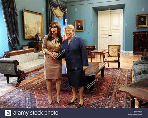 President of Argentina Cristina Fernandez de Kirchner and ...