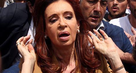 Presidente argentino:  Cristina Kirchner tiene un problema ...