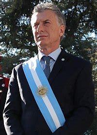 Presidente de la Nación Argentina   Wikipedia, la ...