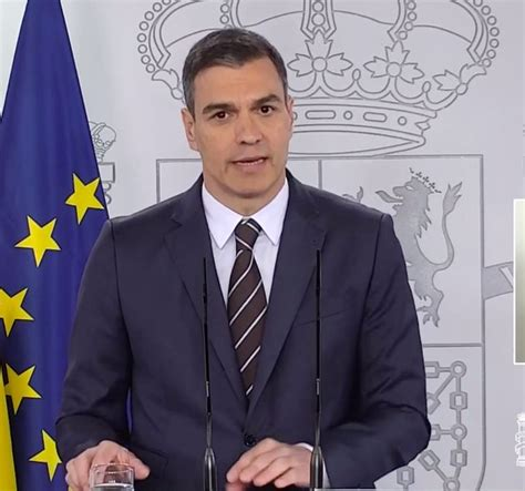 Presidente español afirma que pueden tener la vacuna antes ...