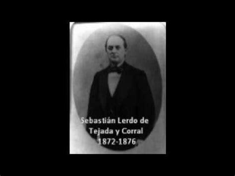 Presidentes de México desde 1824 hasta 2012.   YouTube