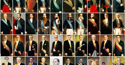 Presidentes del Ecuador, lista completa   Ecuador Noticias ...