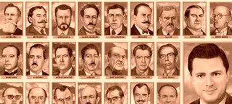 Presidentes mexicanos que trabajaban para la CIA ...