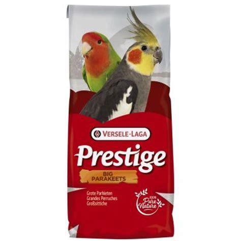 Prestige Big Parakeets para cotorras y ninfas más ...