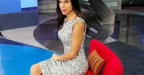 Presume Paola Rojas sus piernas de ensueño a sus 43 años ...