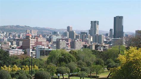 Pretória   Capital Administrativa da África do Sul ...