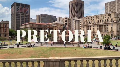 Pretoria. La capital de Sudáfrica.   YouTube