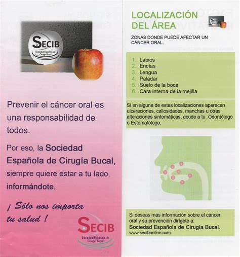 PREVENCION CANCER ORAL