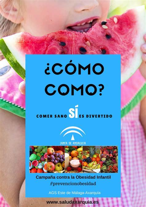 Prevención de la obesidad infantil en Andalucía   Área de ...