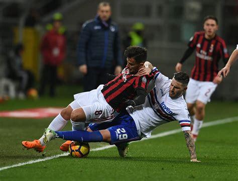 Preview: Serie A Round 10   AC Milan vs. Sampdoria