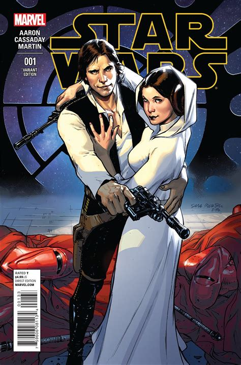 PREVIEW: Star Wars #1   The Return to Marvel Comics