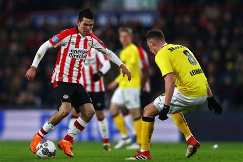 Previo EN VIVO PSV Eindhoven Hirving Lozano vs Ajax ...
