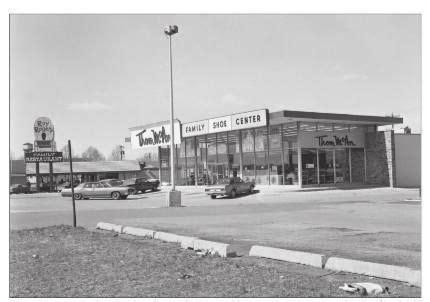 Prices Corner in the 60 s | Wilmington, Delaware, 60s