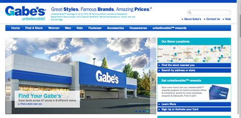 Prices Corner Rugged Warehouse to become Gabe s   Delaware ...
