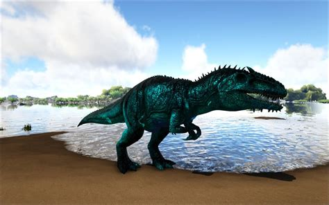 Prime Giganotosaurus   Official ARK: Survival Evolved Wiki
