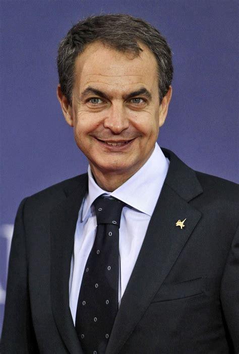 Prime Minister of Spain Jose Luis Rodriguez Zapatero ...
