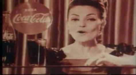 Primer anuncio de Coca Cola emitido en España, con Carmen ...