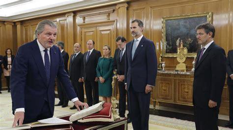 Primer Consejo de Ministros del nuevo Gobierno de Mariano ...