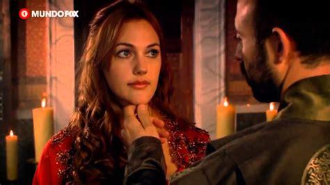 Primer encuentro entre el Sultan Suleiman y Alexandra 720p ...
