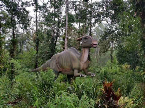 Primer Parque temático de Dinosaurios abre en Costa Rica ...