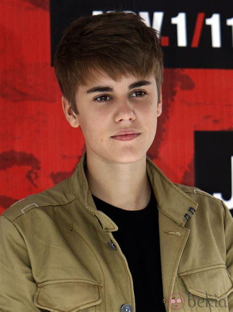 Primer plano de Justin Bieber   Concierto de Justin Bieber ...