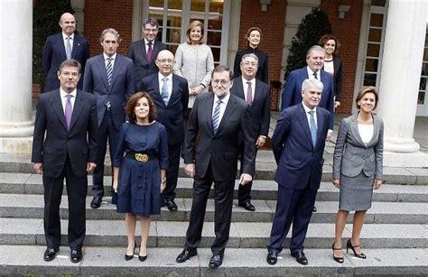 Primera crisis ideológica  ya era hora  en el Gobierno Rajoy