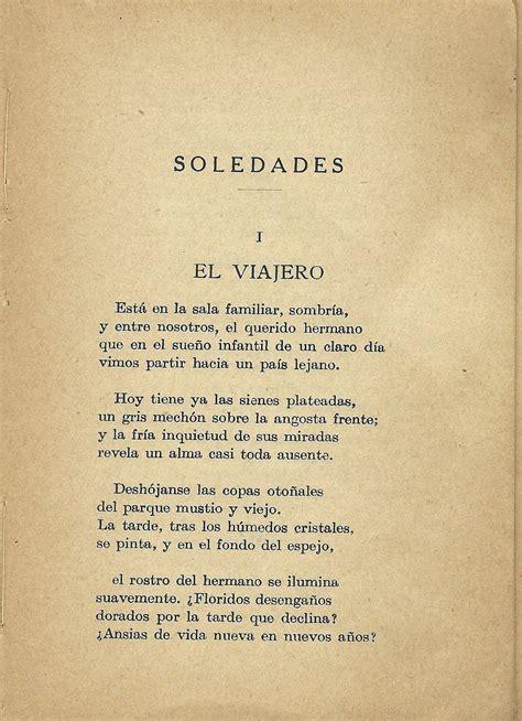 Primera etapa: Modernismo Simbolista. Antonio Machado ...