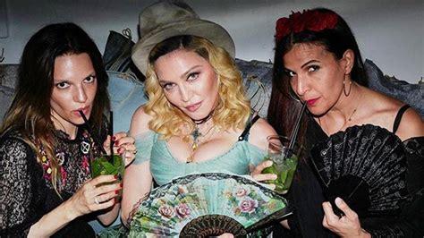 Primera fotografía de Madonna con sus seis hijos juntos