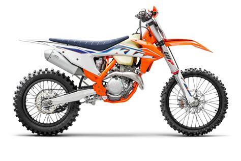 Primera Impresión: KTM Cross Country y Motocross 2022