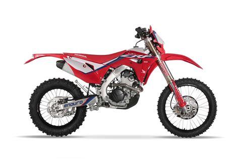 Primera Impresión: Modelos Honda RedMoto CRF Enduro 2021
