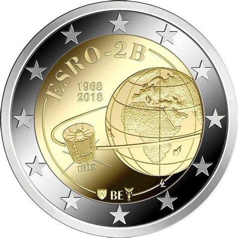 Primera moneda de 2 euros con temática espacial ...