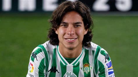 Primera titularidad de Diego Lainez   Futbol Sapiens