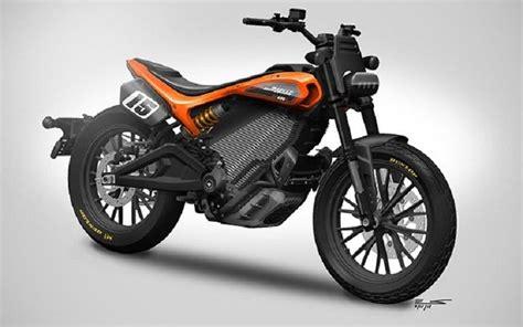 Primeras imágenes de la tercera moto eléctrica de Harley ...