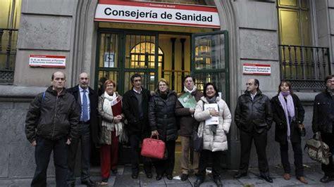 Primeras reuniones entre consejería de Madrid y sindicatos ...