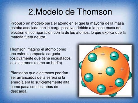Primeros Modelos Atomicos