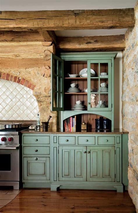 Primitive Colonial Inspired Kitchen   Restoration & Design ...