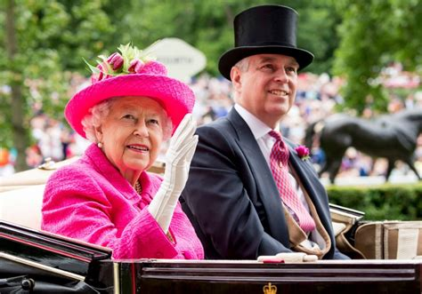 Prince Andrew Has This Odd Nickname For His Mother, Queen ...
