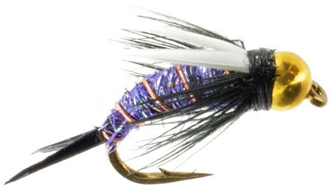 Prince Nymph Beadhead   Purple | Fly Fishing Flies For ...