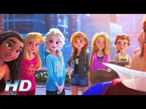 Princesas Disney salvan Ralph el demoledor. Wifi Ralph ...