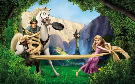 Princesas Disney: Wallpapers Tangled Disney