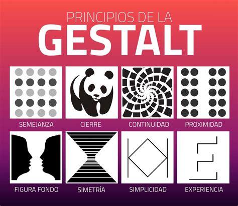 Principios de Gestalt: PRINCIPIOS DE GESTALT